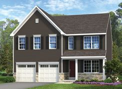 Lachlan Traditional - Hamilton's Overlook: New Freedom, Pennsylvania - Keystone Custom Homes