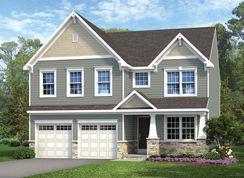 Lachlan Heritage - Retreat at Boyertown Farms: Gilbertsville, Pennsylvania - Keystone Custom Homes