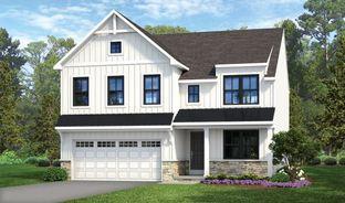 Lachlan Farmhouse - Retreat at Boyertown Farms: Gilbertsville, Pennsylvania - Keystone Custom Homes