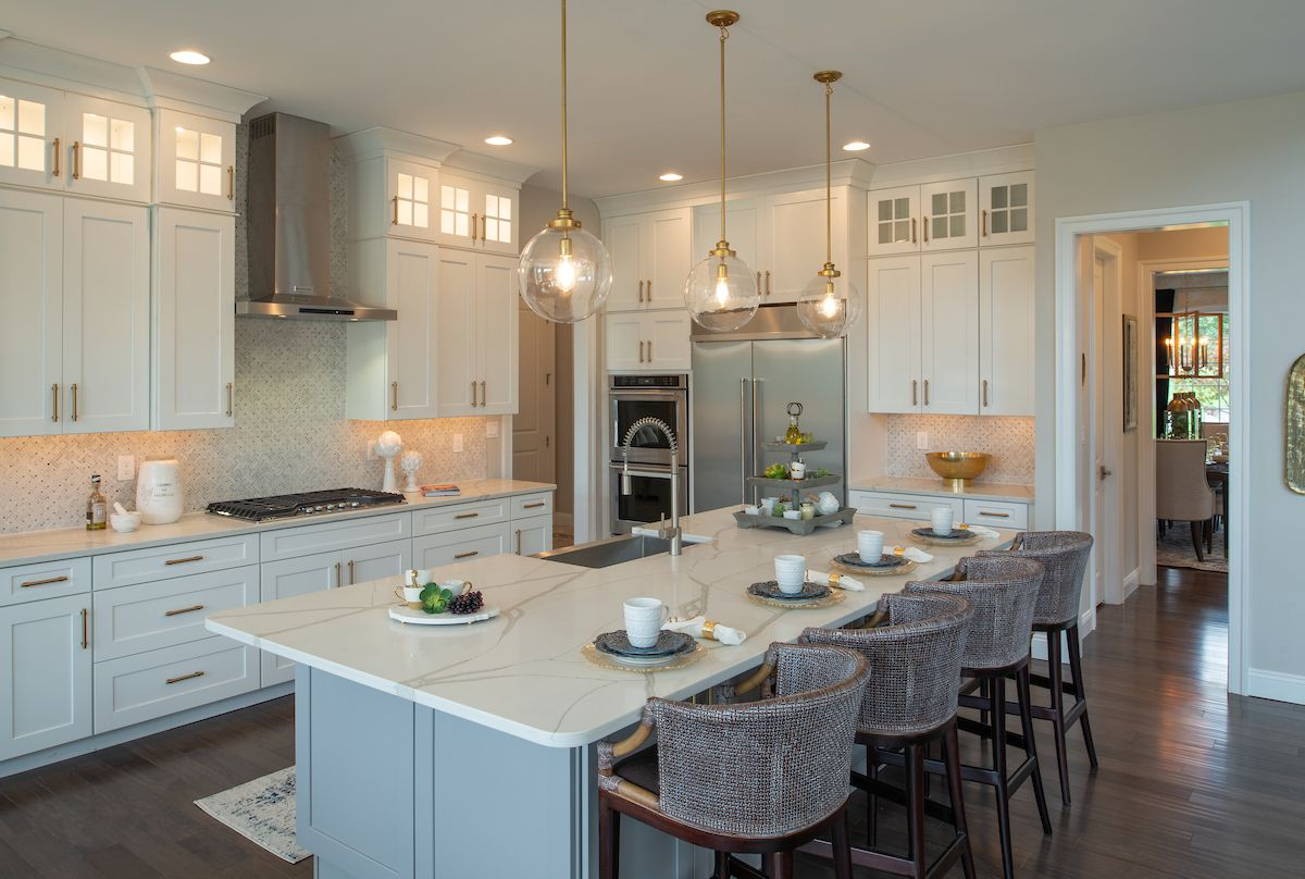 Kitchen featured in the Devonshire Manor By Keystone Custom Homes in Lancaster, PA