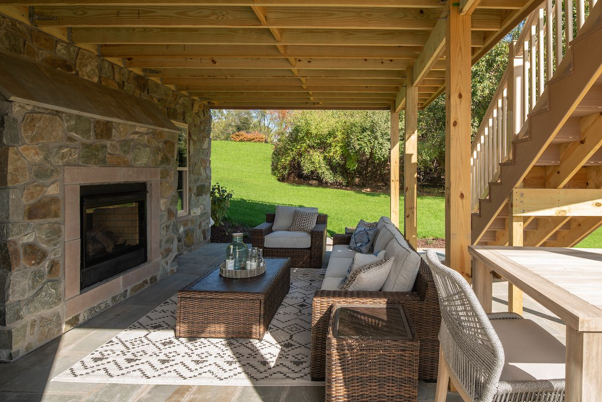 Exterior featured in the Devonshire Vintage By Keystone Custom Homes in Lancaster, PA