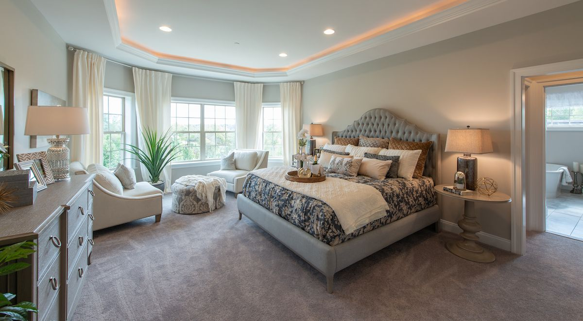 Bedroom featured in the Devonshire Heritage By Keystone Custom Homes in Lancaster, PA