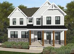 Covington Farmhouse - The Views at Bridgewater: York, Pennsylvania - Keystone Custom Homes