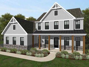 Augusta Farmhouse - Glenwood Chase: Pennsburg, Pennsylvania - Keystone Custom Homes