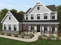 Augusta Farmhouse - Kellerton: Frederick, District Of Columbia - Keystone Custom Homes