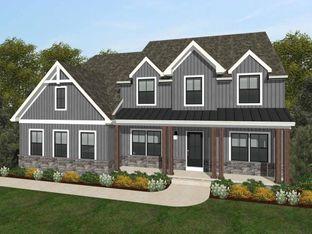 Ethan Farmhouse - Enclave at Brandywine: West Chester, Pennsylvania - Keystone Custom Homes