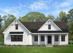 Arcadia Farmhouse - Bishop Woods: Elizabethtown, Pennsylvania - Keystone Custom Homes