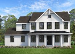 Windsor Farmhouse - Marley Woods: Elkton, Maryland - Keystone Custom Homes