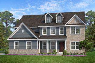 Hawthorne Traditional - The Views at Bridgewater: York, Pennsylvania - Keystone Custom Homes