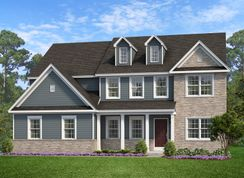Hawthorne Traditional - Silver Preserve: Mechanicsburg, Pennsylvania - Keystone Custom Homes