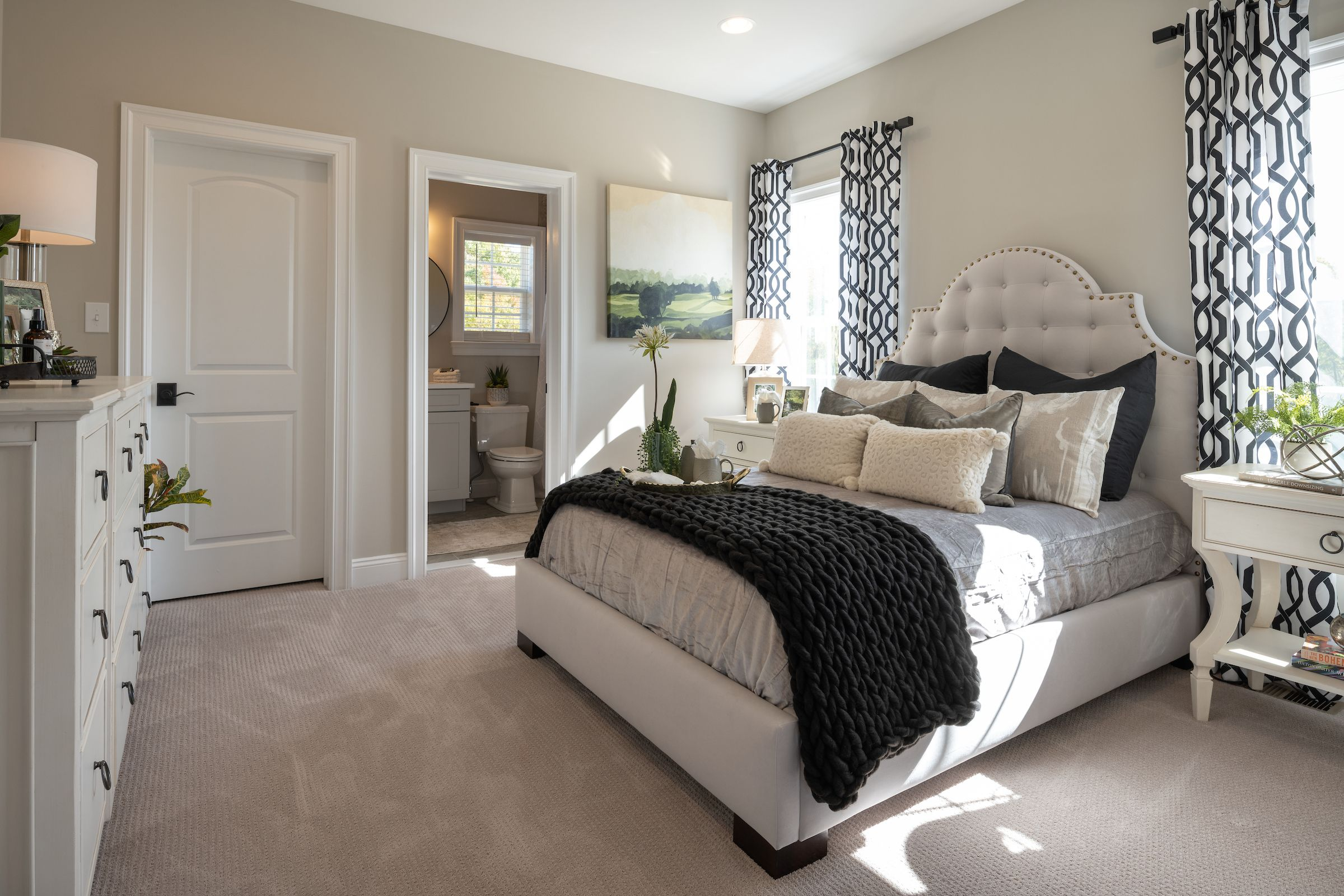 Bedroom featured in the Hawthorne Farmhouse By Keystone Custom Homes in Reading, PA