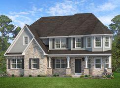 Hawthorne Manor - The Preserve at Marriotts Ridge: Woodstock, Maryland - Keystone Custom Homes