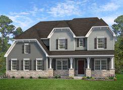 Hawthorne Heritage - Retreat at Sherwood Preserve: Brookeville, Maryland - Keystone Custom Homes