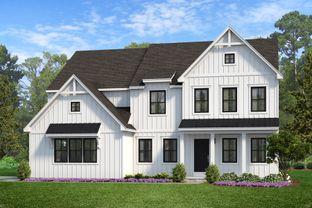 Hawthorne Farmhouse - Eva Mar Farms: Bel Air, Maryland - Keystone Custom Homes