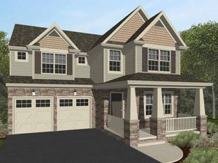 Manchester Heritage - Darlington Terrace: Darlington, Pennsylvania - Keystone Custom Homes