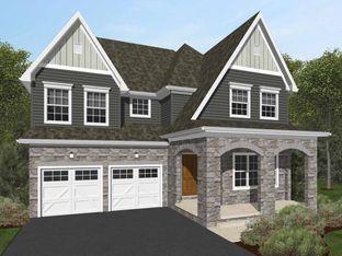 Manchester English Cottage - Darlington Terrace: Darlington, Maryland - Keystone Custom Homes