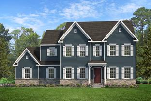 Oxford Heritage - Somerford at Stoner Farm: Lancaster, Pennsylvania - Keystone Custom Homes