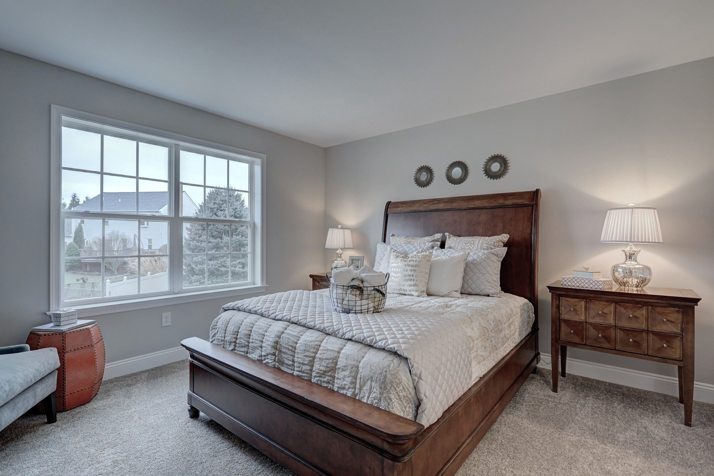 Bedroom featured in the Oxford Vintage By Keystone Custom Homes in Reading, PA