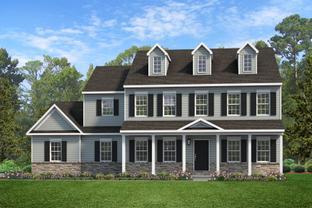 Oxford Traditional - Glenwood Chase: Pennsburg, Pennsylvania - Keystone Custom Homes