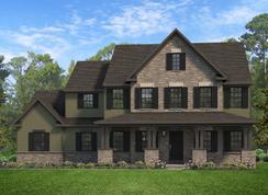 Oxford Vintage - Bishop Woods: Elizabethtown, Pennsylvania - Keystone Custom Homes