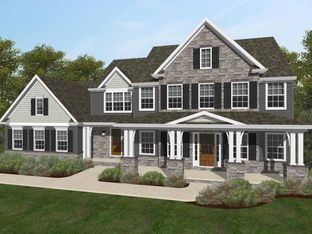 Lexington Heritage - The Preserve at Marriotts Ridge: Woodstock, Maryland - Keystone Custom Homes