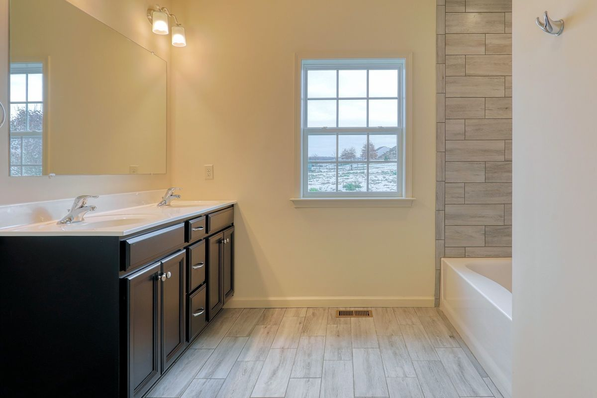 Bathroom featured in the Lexington Vintage By Keystone Custom Homes in Lancaster, PA