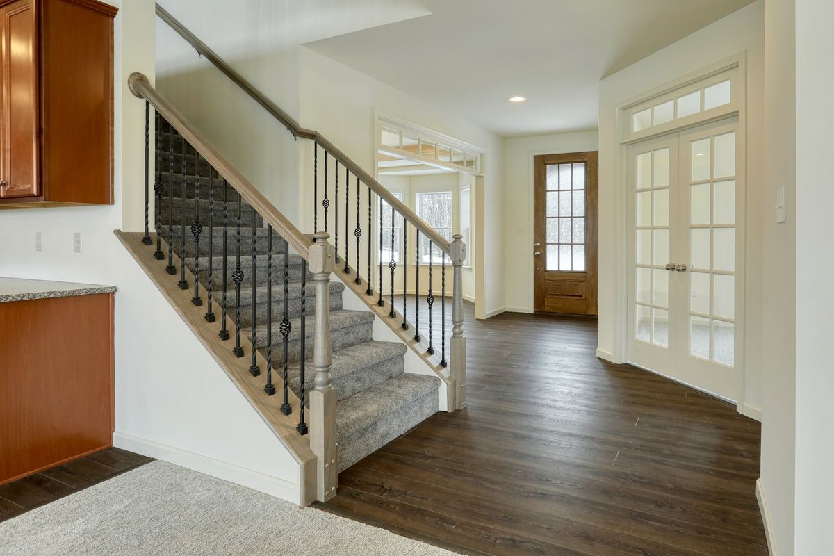 Living Area featured in the Lexington Vintage By Keystone Custom Homes in Lancaster, PA