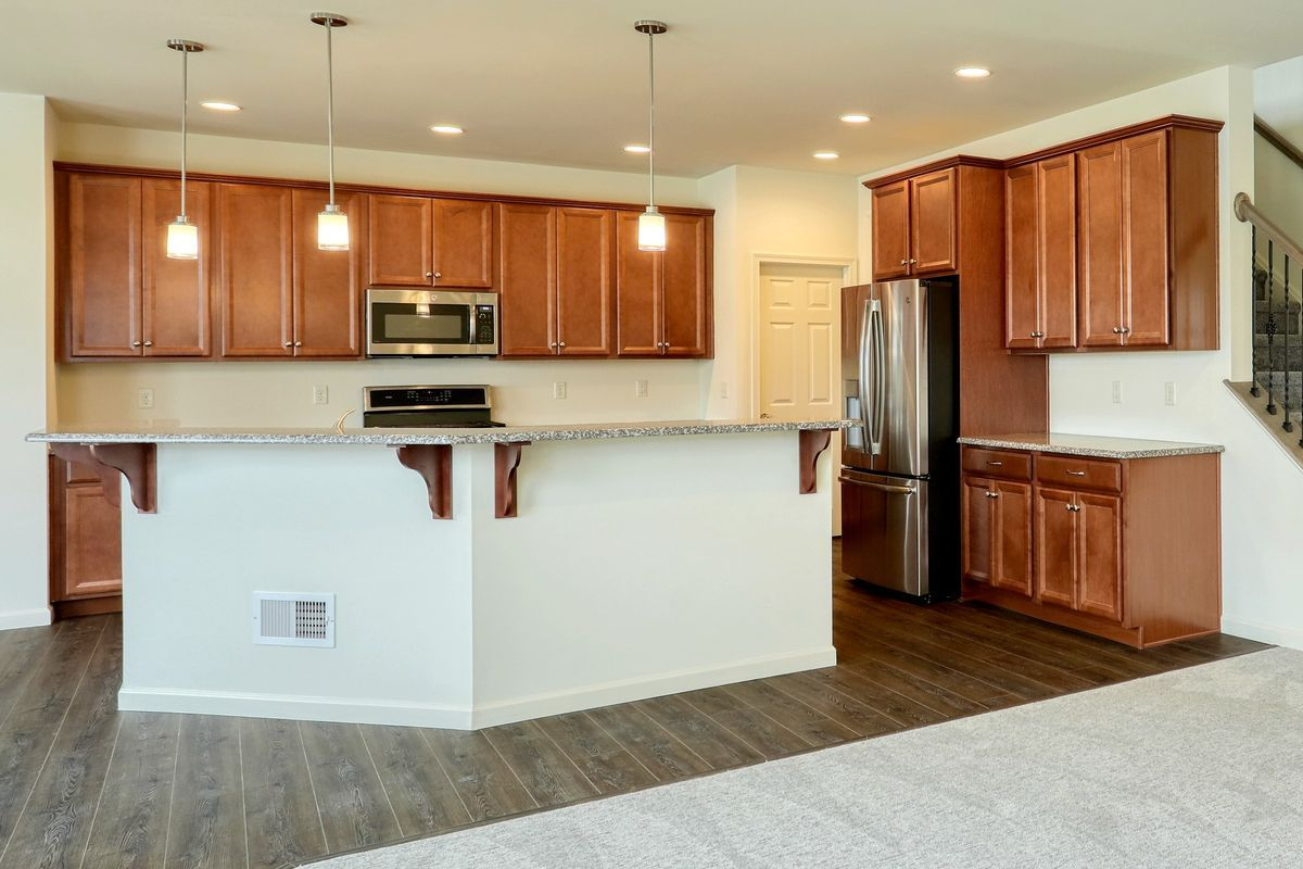 Kitchen featured in the Lexington Vintage By Keystone Custom Homes in Lancaster, PA