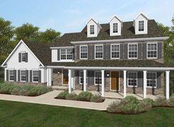 Lexington Traditional - Ventry at Edgmont Preserve: Edgmont, Pennsylvania - Keystone Custom Homes