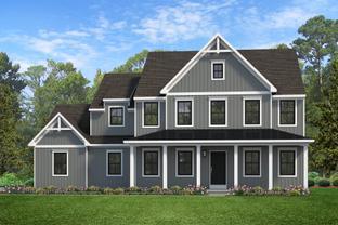 Oxford Farmhouse - Fishing Creek Estates: Harrisburg, Pennsylvania - Keystone Custom Homes