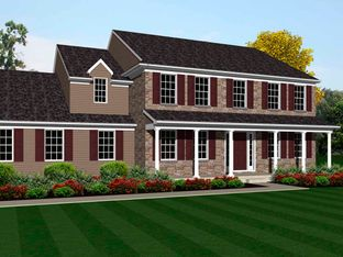 Ezra Traditional - Hampton Heath: Landisville, Pennsylvania - Keystone Custom Homes