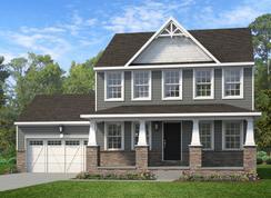 Marshall Heritage - Hampton Heath: Landisville, Pennsylvania - Keystone Custom Homes