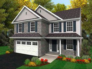 Monroe Heritage - The Views at Bridgewater: York, Pennsylvania - Keystone Custom Homes