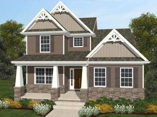 Milton Heritage - Kellerton Neo-Traditional: Frederick, District Of Columbia - Keystone Custom Homes