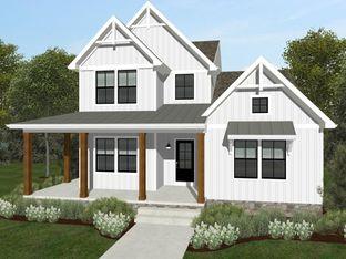Milton Farmhouse - Kellerton Neo-Traditional: Frederick, Maryland - Keystone Custom Homes