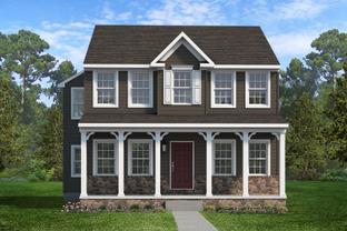 Wyndham Traditional - Kellerton Neo-Traditional: Frederick, District Of Columbia - Keystone Custom Homes