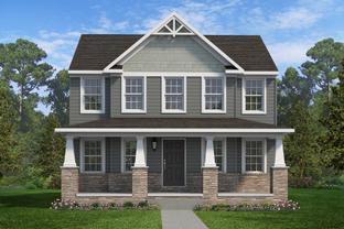 Fulton Vintage - Kellerton Neo-Traditional: Frederick, Maryland - Keystone Custom Homes