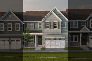 Cumberland Traditional - End Unit - Kellerton Villas: Frederick, Maryland - Keystone Custom Homes