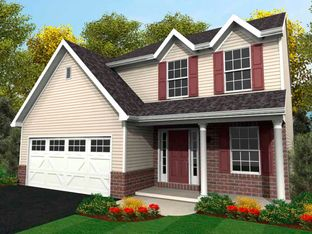 Walnut Traditional - Kensington: Red Lion, Pennsylvania - Keystone Custom Homes