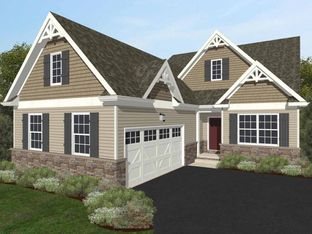 Cambridge Heritage - Sadsbury Park: Coatesville, Pennsylvania - Keystone Custom Homes