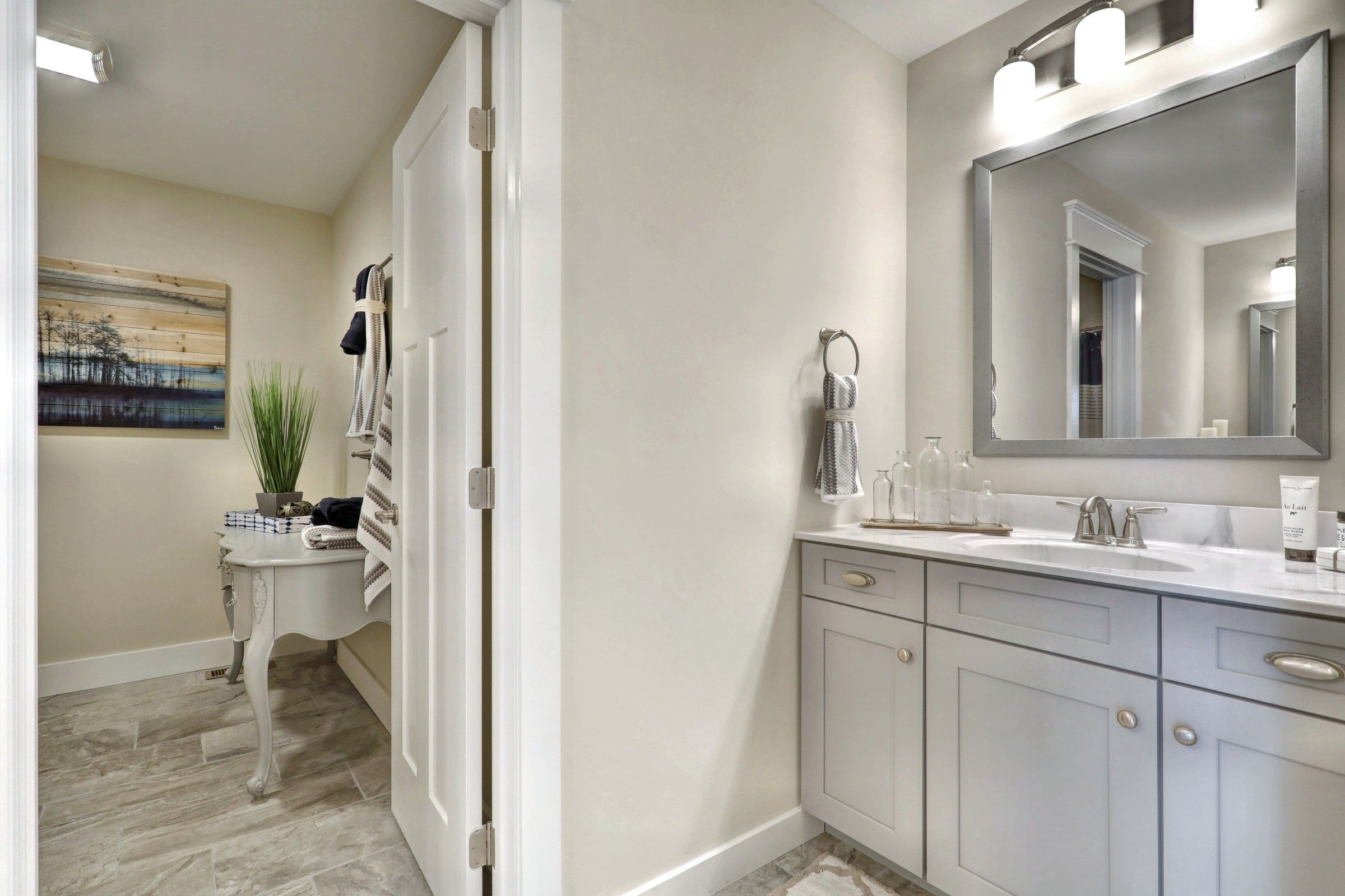 Bathroom featured in the Covington Heritage By Keystone Custom Homes in Lancaster, PA
