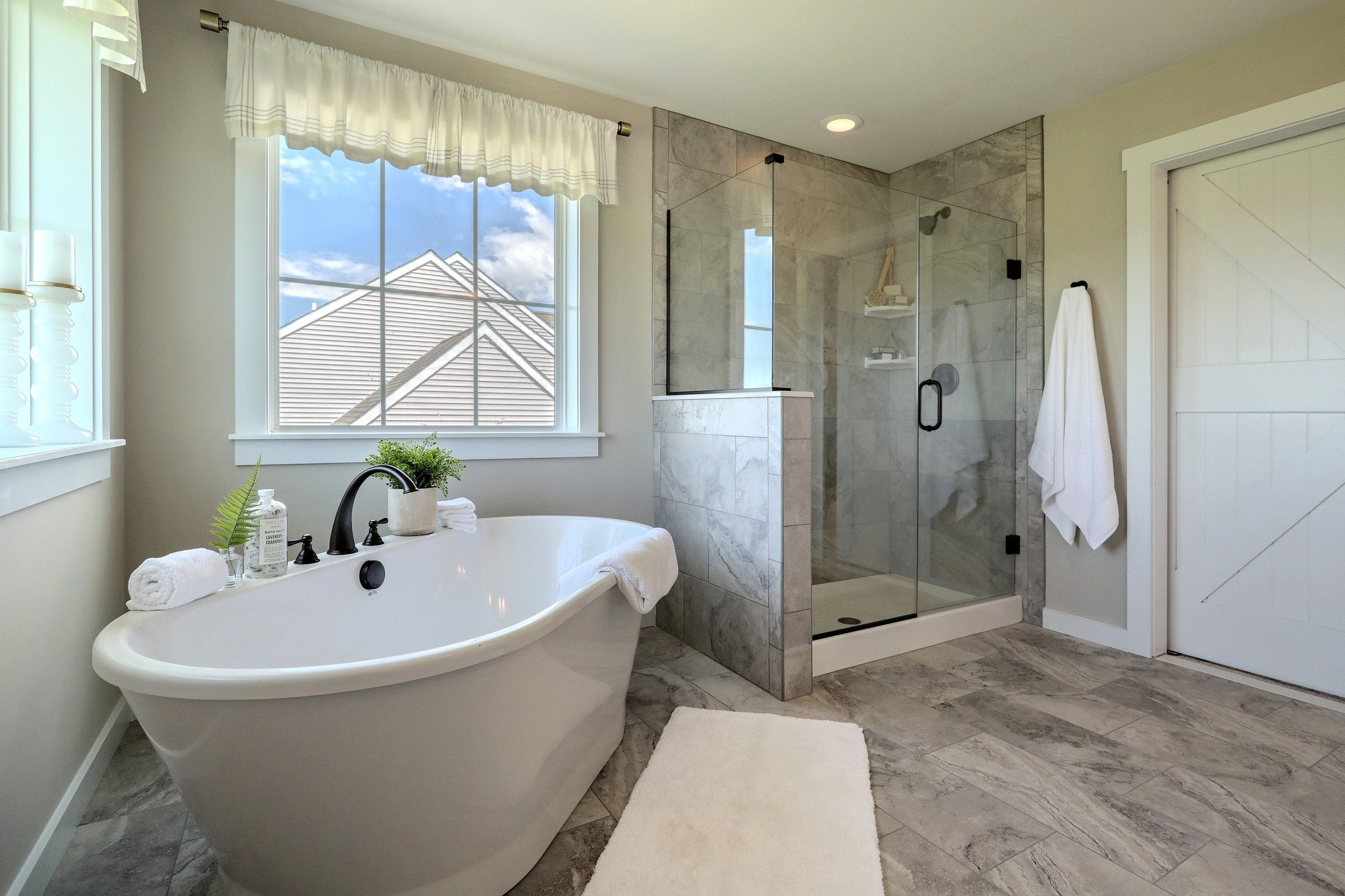 Bathroom featured in the Parker Traditional By Keystone Custom Homes in York, PA
