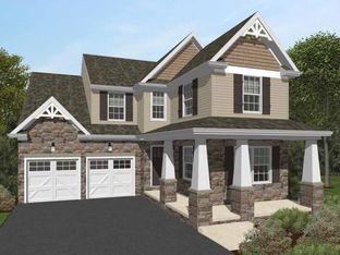 Hartford Heritage - Sadsbury Park: Coatesville, Pennsylvania - Keystone Custom Homes