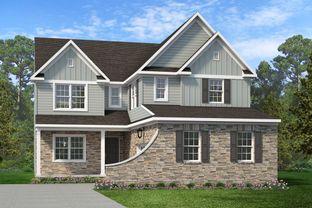 Trafford Traditional - Sadsbury Park: Coatesville, Pennsylvania - Keystone Custom Homes