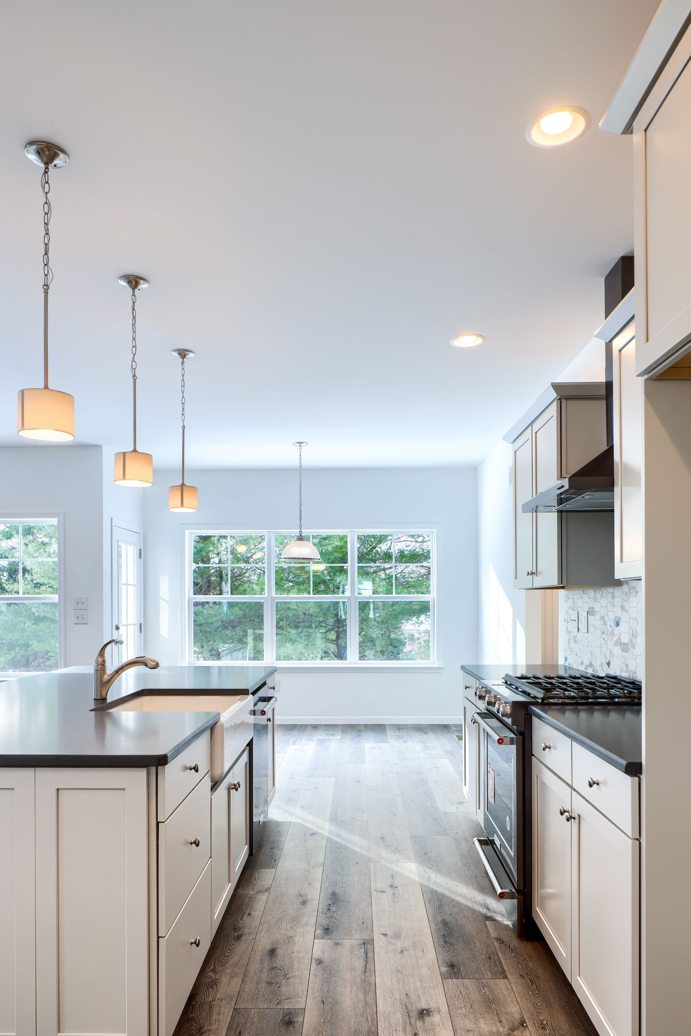 Kitchen featured in the Addison Vintage By Keystone Custom Homes in York, PA