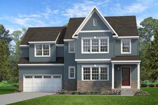 Sebastian Traditional - Hampton Heath: Landisville, Pennsylvania - Keystone Custom Homes