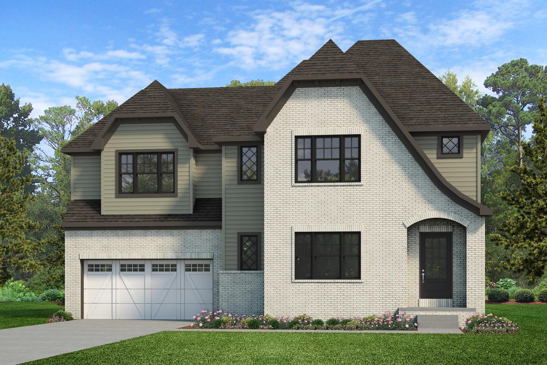 Exterior featured in the Sebastian Vintage By Keystone Custom Homes in York, PA