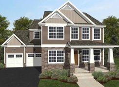 Addison Heritage - Glenwood Chase: Pennsburg, Pennsylvania - Keystone Custom Homes