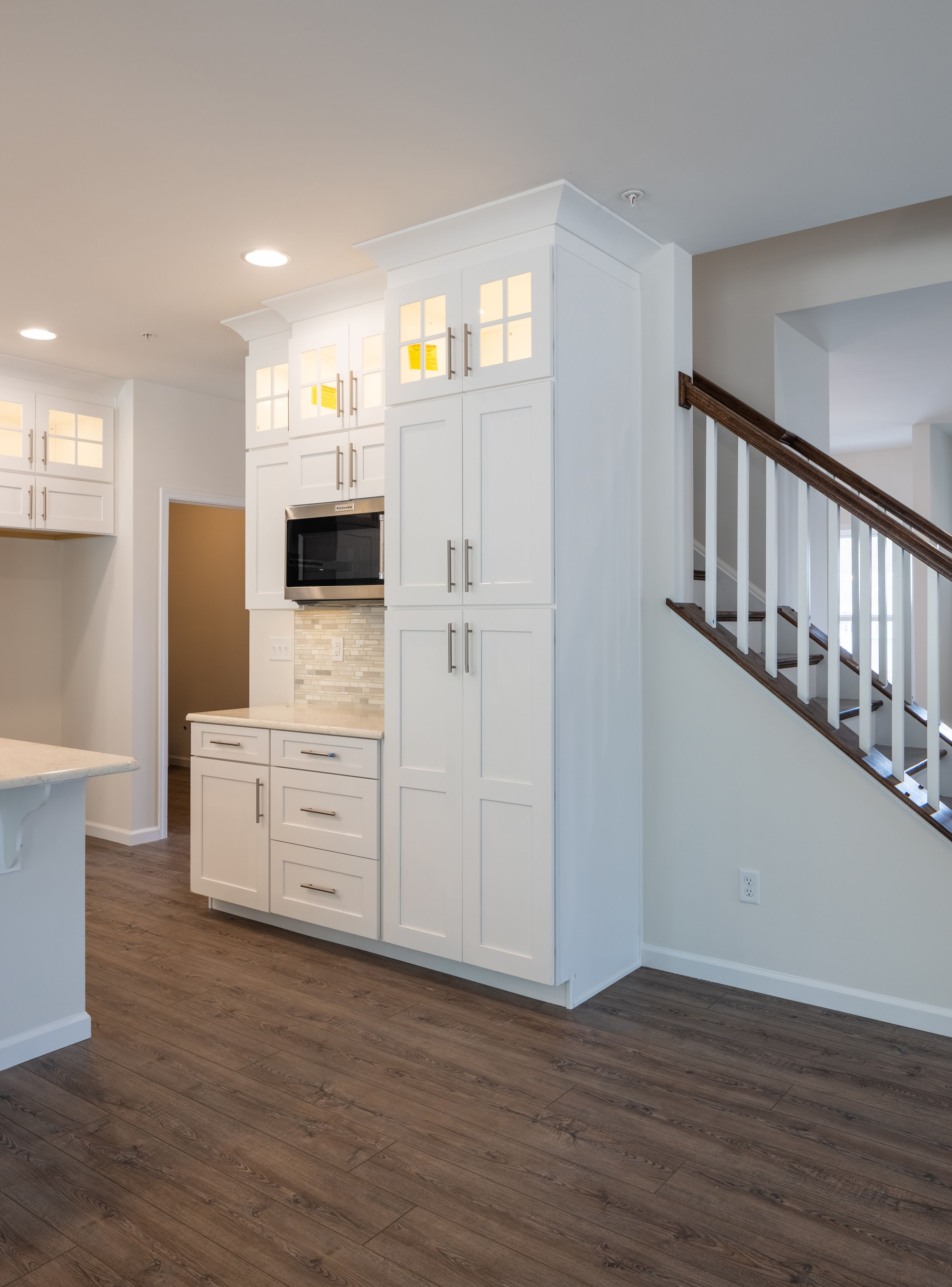 Kitchen featured in the Augusta Heritage By Keystone Custom Homes in Harrisburg, PA