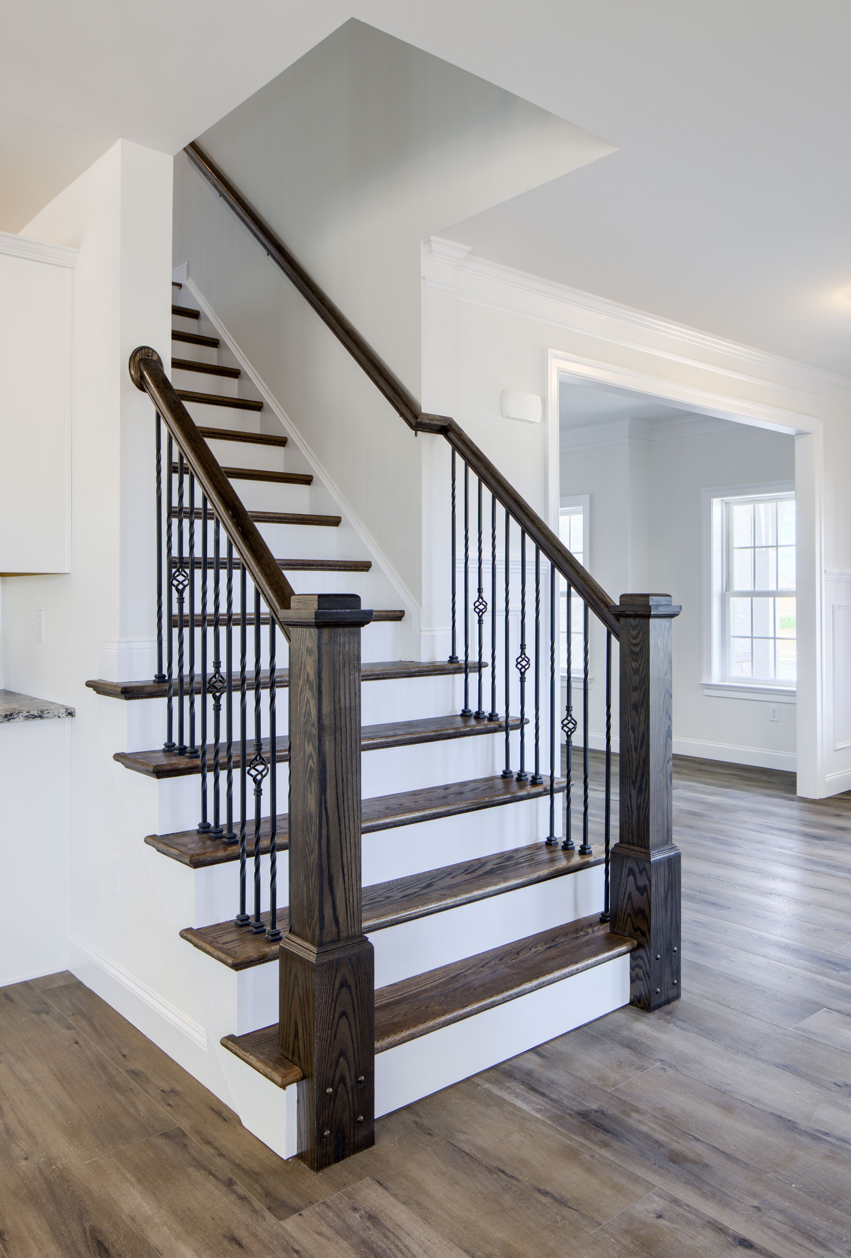 Living Area featured in the Augusta Farmhouse By Keystone Custom Homes in Baltimore, MD